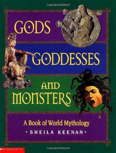 9780439554978: Gods, Goddesses, And Monsters