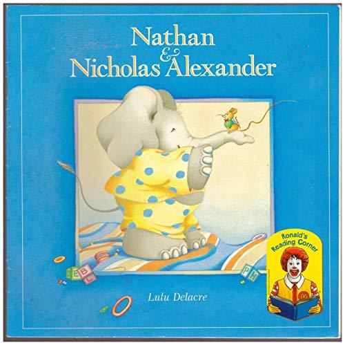 9780439555760: Nathan & Nicholas Alexander (Ronald's Reading Corner)