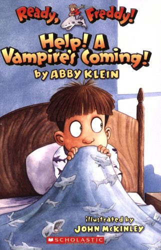 9780439556064: Ready, Freddy! #6: Help! A Vampire's Coming!