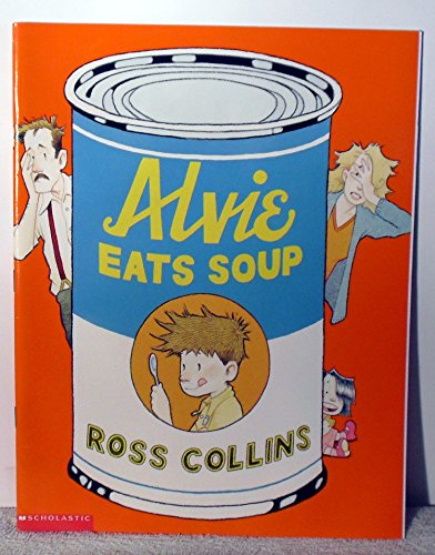 Alvie Eats Soup: Ross Collins