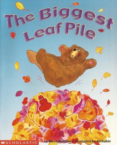 9780439556576: The Biggest Leaf Pile