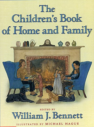 9780439556583: The Children's Book of Home and Family