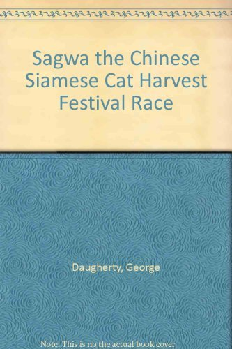 9780439557337: Sagwa The Chinese Siamese Cat: Harvest Festival Race