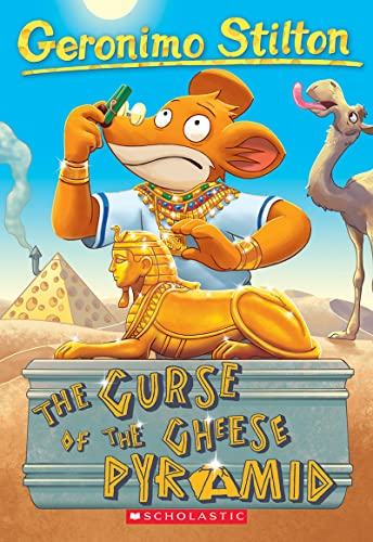9780439559645: The Curse of the Cheese Pyramid (Geronimo Stilton)