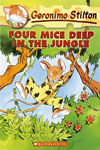 9780439559676: Four Mice Deep in the Jungle