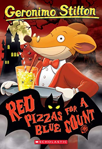 9780439559690: Red Pizzas for a Blue Count (Geronimo Stilton #7)