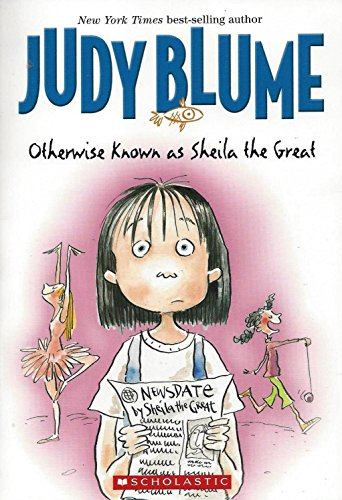 9780439559874: [Otherwise Known As Sheila the Great] [by: Judy Blume]