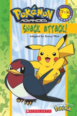 9780439559928: Snack Attack! (Pokemon Reader)