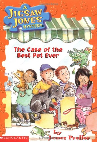 9780439559959: The Case of the Best Pet Ever (Jigsaw Jones Mystery, No. 22)