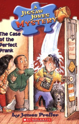 9780439559966: The Case of the Perfect Prank (Jigsaw Jones Mystery, No. 23)