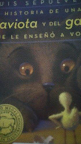 9780439560399: Historia de una gaviota y del gato que le enseñó a volar
