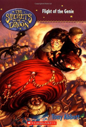9780439560436: The Secrets of Droon #21: Flight of the Genie