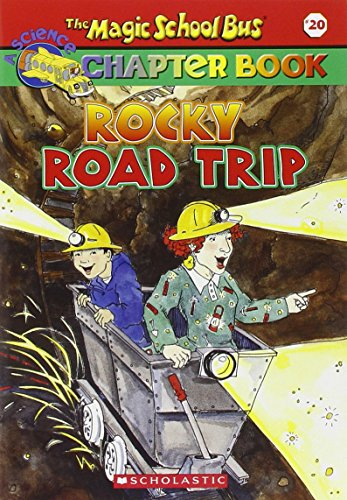 9780439560535: Rocky Road Trip (The Magic School Bus Chapter Book, No. 20)