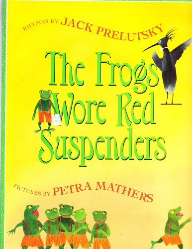 9780439560580: The Frogs Wore Red Suspenders