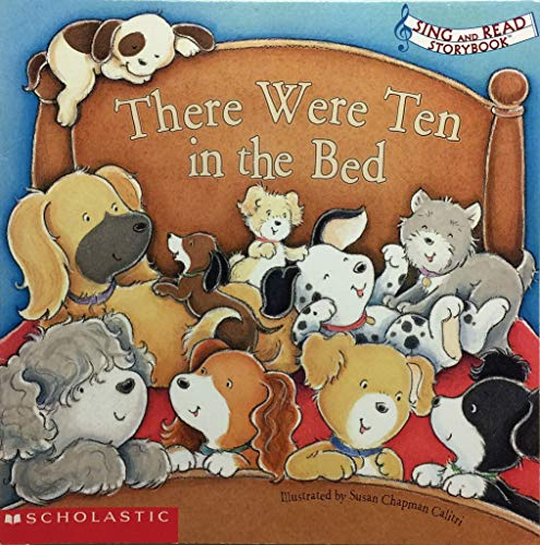 9780439561471: There were Ten in the Bed (Sing and Read Storybook)
