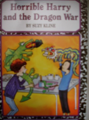 9780439562157: Horrible Harry and the Dragon War