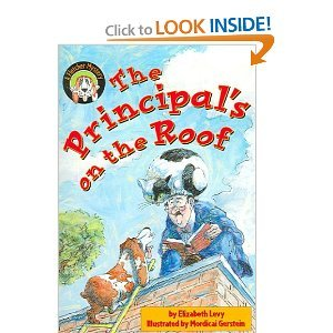 9780439562423: The Principal's on the Roof (Fletcher Mystery)