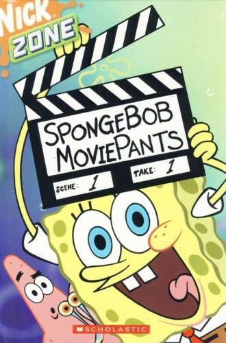 Spongebob Moviepants (Nick Zone) (0439562686) by James Gelsey