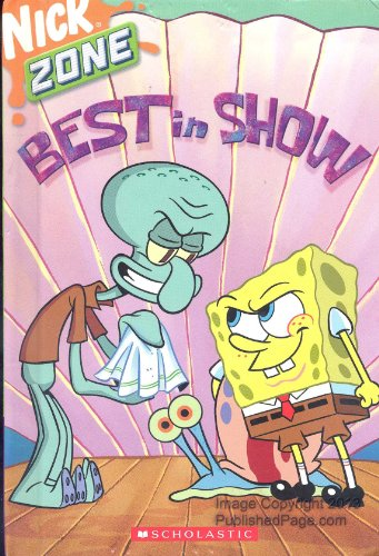 9780439562782: Best in Show (Nick Zone)