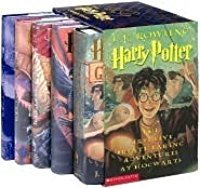 9780439563215: The Harry Potter Collection - Box Set 5