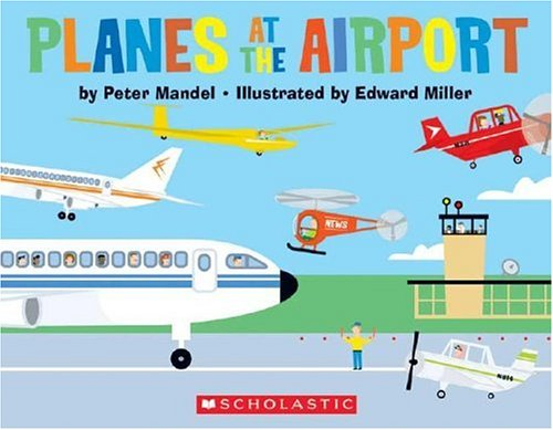 9780439564168: Planes At The Airport