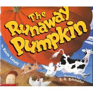 9780439565448: The Runaway Pumpkin
