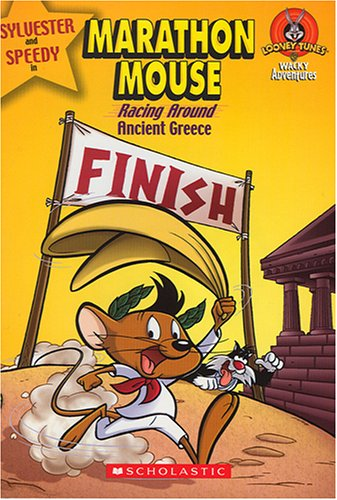 Marathon Mouse Racing Around Ancient Greece: Annie Auerbach