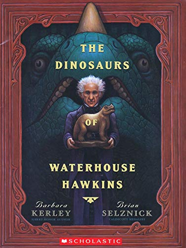 9780439566209: The Dinosaurs of Waterhouse Hawkins