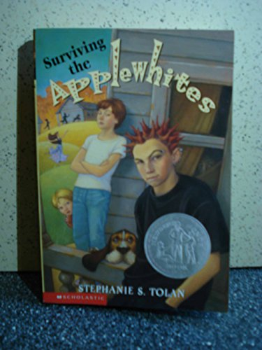 surviving the applewhites by stephanietolan book Surviving the applewhites comprehension guide name: this packet must be completed by the end of the class reading of surviving the applewhites.