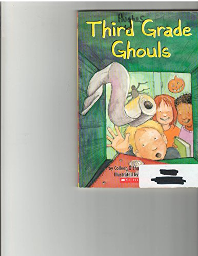 9780439567114: Third Grade Ghouls