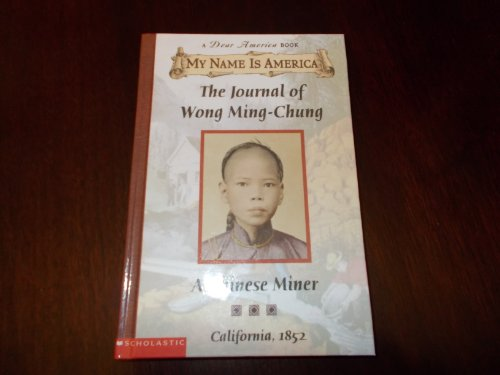 The Journal of Wong Ming-chung: A Chinese: Yep, Laurence