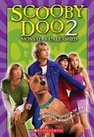 9780439567558: Scooby-doo Movie 2: Jr Novelization