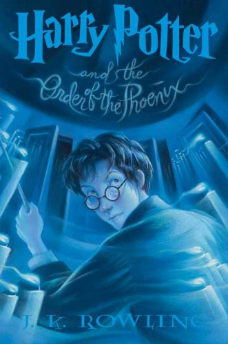 Harry Potter and the Order of the Phoenix (Book 5): Rowling, J. K.