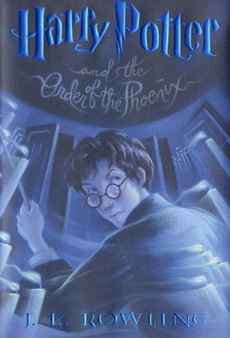 9780439567626: Harry Potter and the Order of the Phoenix (Book 5)