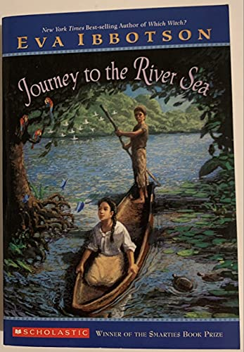 9780439567633: Journey to the River Sea