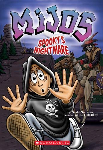 9780439568012: Mijos: Digest #3: Spooky's Nightmare