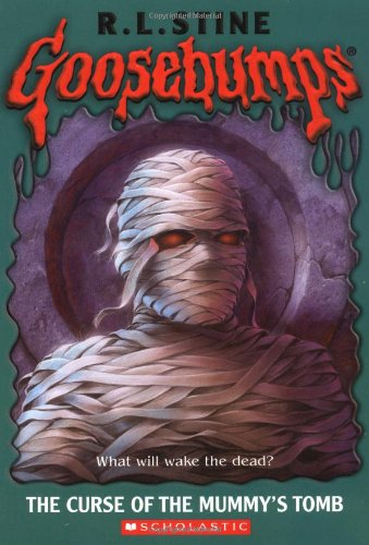 9780439568272: The Curse of the Mummy's Tomb (Goosebumps)