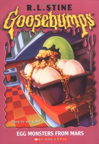 9780439568296: Egg Monsters From Mars (Goosebumps)