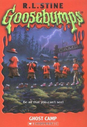 9780439568319: Goosebumps #45: Ghost Camp