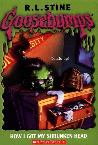 9780439568357: How I Got My Shrunken Head (Goosebumps, Book 10)