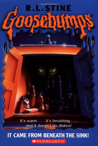 9780439568371: Goosebumps #30: It Came from Beneath the Sink