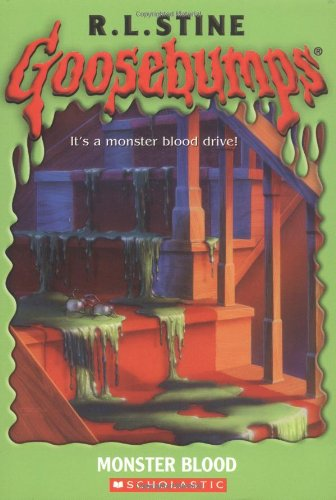 9780439568395: Monster Blood (Goosebumps)