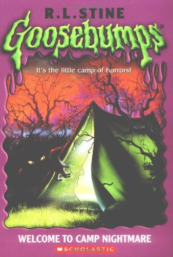 9780439568463: Welcome to Camp Nightmare (Goosebumps Series)