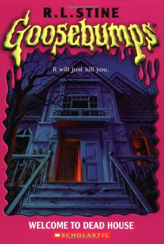 9780439568470: Welcome to Dead House (Goosebumps Series)