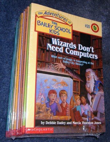 9780439569323: The Adventure of the Bailey School Kids Megapack (Ten Book Set) (The Adventures of the Bailey School Kids)