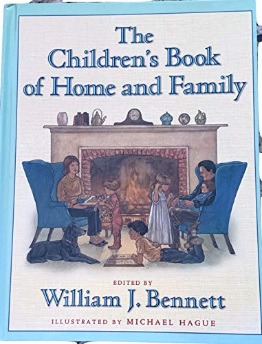 9780439569576: The Children's Book of Home and Family
