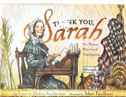 9780439569781: Thank You, Sarah