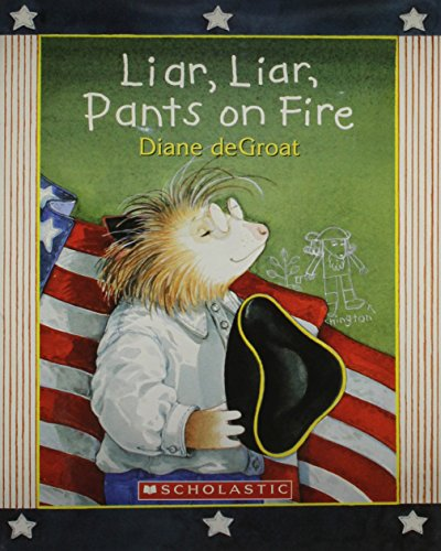 9780439569798: Liar, Liar, Pants on Fire