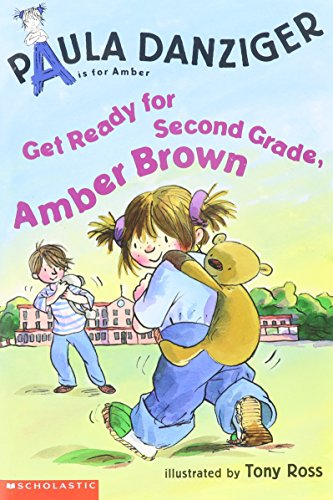 9780439570640: Get Ready for Second Grade, Amber Brown
