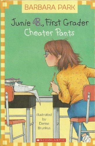 9780439570862: Cheater Pants (Junie B., First Grader)